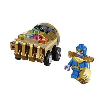 LEGO SUPER HEROES : IRON MAN VS THANOS_3
