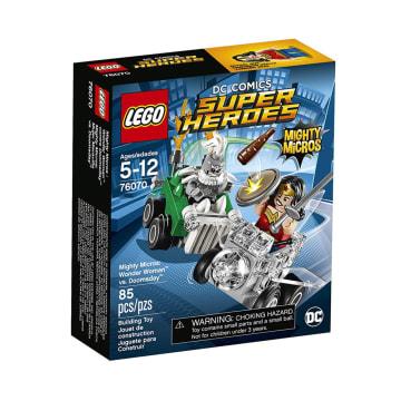 LEGO SUPER HEROES : WONDER WOMAN VS DOOMSDAY_4