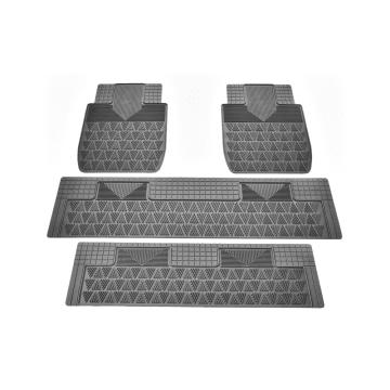 CARFIT SET KARPET MOBIL MPV 4 PCS - HITAM_2