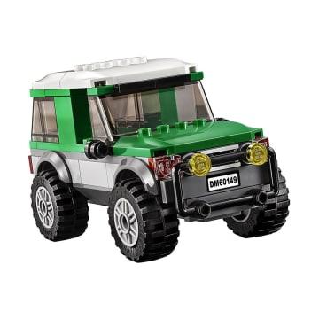 LEGO CITY VEHICLES 4X4 WITH CATAMARAN_2