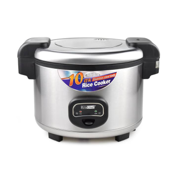 KRISCHEF RICE COOKER 10 LTR 1600 WATT_1