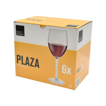 LIBBEY PLAZA SET GELAS WINE 440 ML 6 PCS_2