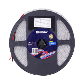 KRISBOW LAMPU LED STRIP 12V 5 MTR - BIRU_1