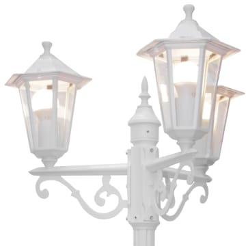 EGLO LATERNA-5 LAMPU TAMAN 3L - PUTIH_2