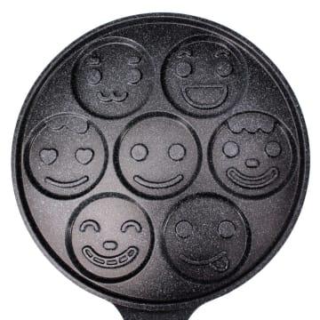 WAJAN PANCAKE MOTIF SMILE 7 CETAKAN - HITAM_3