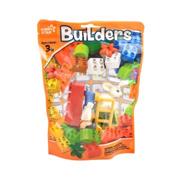 KIDDY STAR MAINAN BALOK BUILDERS 10 8 PCS_2