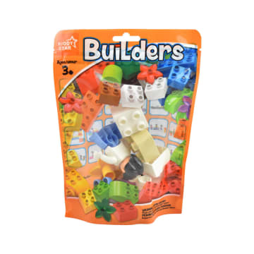 KIDDY STAR MAINAN BALOK BUILDERS 19 8 PCS_2