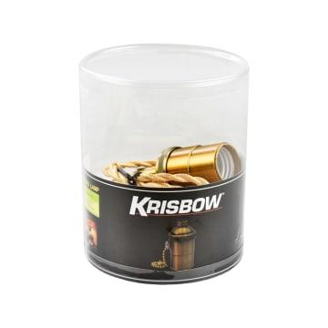 KRISBOW FITTING LAMPU GANTUNG E27 - GOLD_3