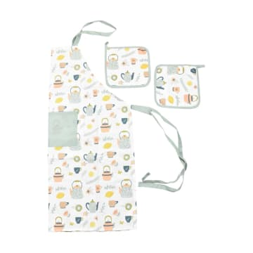 SET CELEMEK DAPUR TEA POT 3 PCS_1