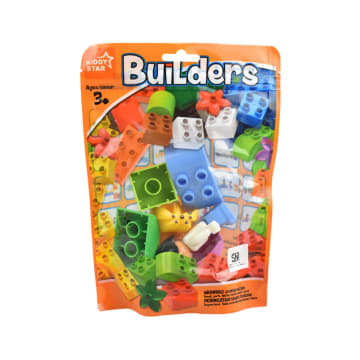 KIDDY STAR MAINAN BALOK BUILDERS 17 6 PCS_2