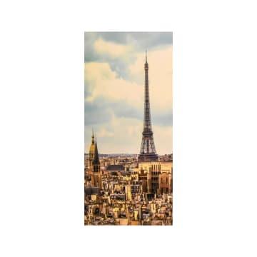 SET HIASAN DINDING KANVAS PRINT PARIS 78X118 CM_2