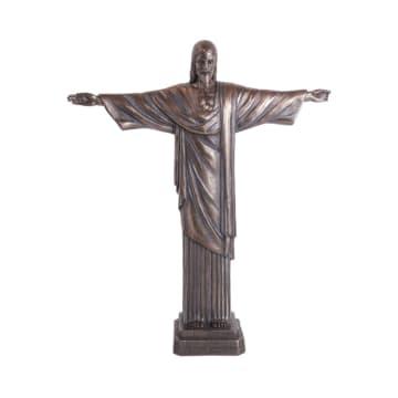 MINIATUR DEKORASI CHRIST THE REDEEMER 29.5 CM_1