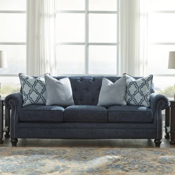 ASHLEY LAVERNIA SOFA 3 DUDUKAN - BIRU NAVY_2