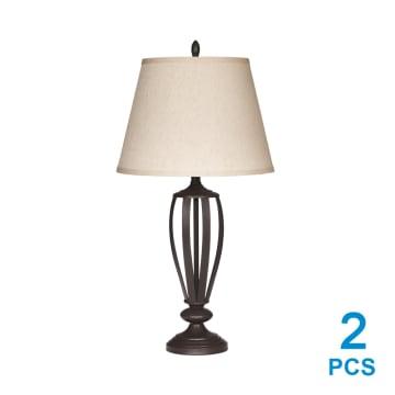 ASHLEY MILDRED LAMPU MEJA 2 PCS_1