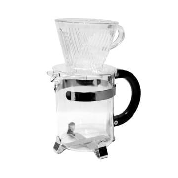 TEA CULUTRE SET SLOW COFFEE MAKER 600 ML_2
