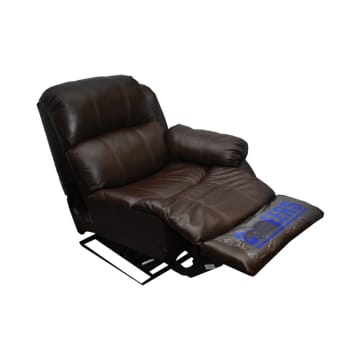 CHEERS MADISON SOFA RECLINER MODULAR KIRI 1S - COKELAT_2