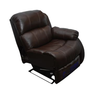 CHEERS MADISON SOFA RECLINER MODULAR KIRI 1S - COKELAT_1