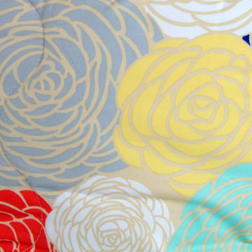 BED COVER BIG FLOWER_3