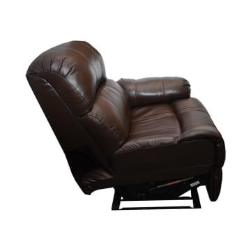 CHEERS MADISON SOFA RECLINER MODULAR KIRI 1S - COKELAT_4