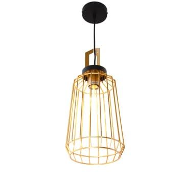 GLAM LAMPU GANTUNG HIAS 19X108 CM - GOLD_1