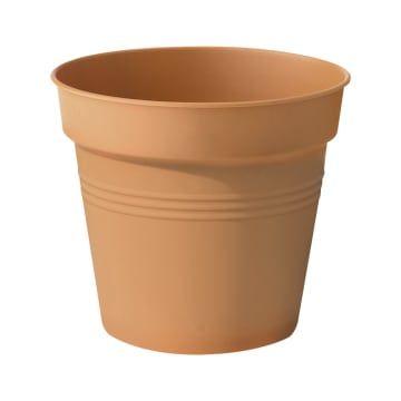 ELHO GREEN BASIC GROWPOT POT TANAMAN 15 CM - COKELAT_2