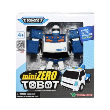 TOBOT FIGURE MINI ZERO MAINAN ROBOT 301029_1