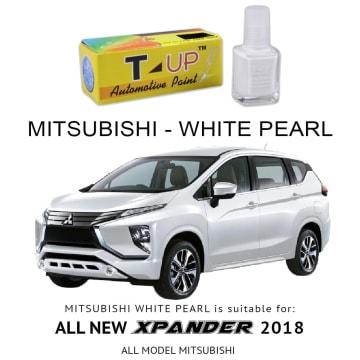 T-UP CAT OLES PENGHILANG GORESAN & BARET (DEEP SCRATCH) MITSUBISHI - WHITE PEARL_2