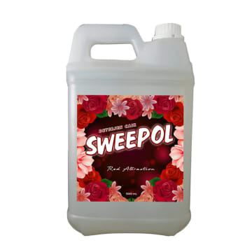 SWEEPOL DETERJEN CAIR LAUNDRY RED ATTRACTION 5 L_1