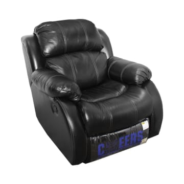 CHEERS MADISON SOFA RECLINER 1 DUDUKAN - HITAM_2