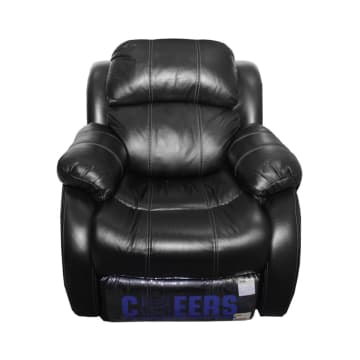 CHEERS MADISON SOFA RECLINER 1 DUDUKAN - HITAM_1