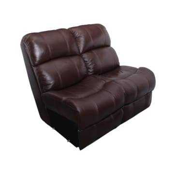 CHEERS MADISON SOFA RECLINER MODULAR ARMLESS  2S - COKELAT_2