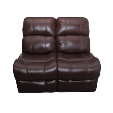 CHEERS MADISON SOFA RECLINER MODULAR ARMLESS  2S - COKELAT_1
