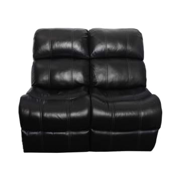 CHEERS MADISON SOFA RECLINER MODULAR ARMLESS  2S - HITAM_1