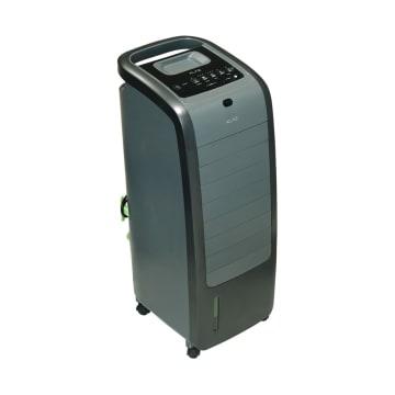 KLAZ AIR COOLER 70 W 5.5 L - HITAM/ABU-ABU_1