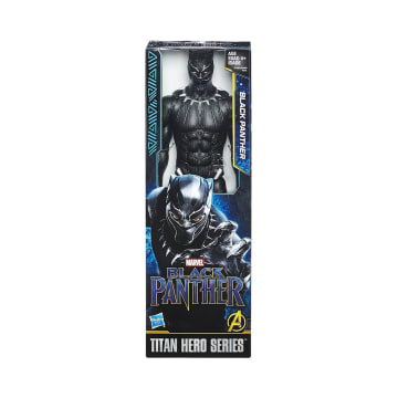 MARVEL ACTION FIGURE BLACK PANTHER 30 CM 1363_1
