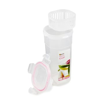 APPETITE BOTOL MINUM FRESH CUP 600 ML - PINK_2