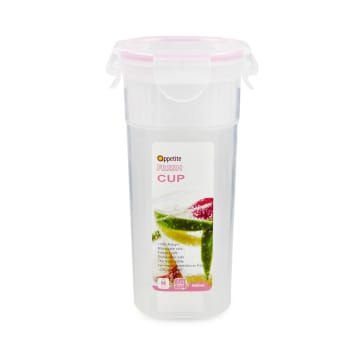APPETITE BOTOL MINUM FRESH CUP 600 ML - PINK_1
