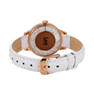 LEE WATCH LEF-F17DRL7-7R JAM TANGAN WANITA LEATHER STRAP_3