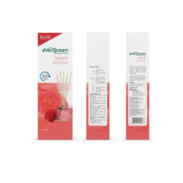 EVERGREEN REFILL SWEET ROMANCE AROMATERAPI REED DIFFUSER 30 ML_1