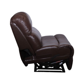 CHEERS MADISON SOFA RECLINER MODULAR ARMLESS 1S - COKELAT_3