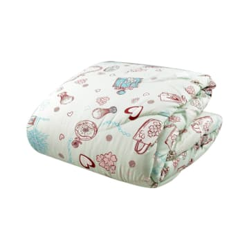BED COVER HOME - AQUA_2