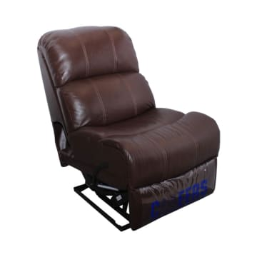 CHEERS MADISON SOFA RECLINER MODULAR ARMLESS 1S - COKELAT_1