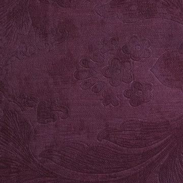 GORDEN BLACKOUT DAMASK 140X250 CM - MERAH MAROON_3