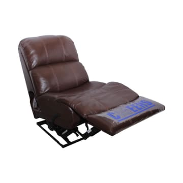 CHEERS MADISON SOFA RECLINER MODULAR ARMLESS 1S - COKELAT_2
