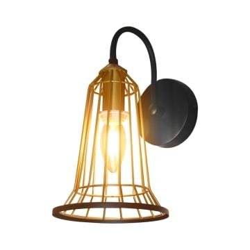 GOLD LAMPU DINDING_1