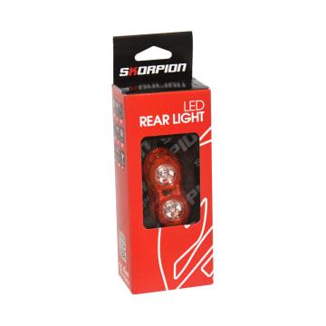 SKORPION LAMPU BELAKANG SEPEDA LED ARL-142_1