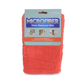 SET KAIN LAP MICROFIBER 2 PCS - MERAH_1