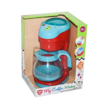 PLAYGO PLAYSET MY COFFEE MAKER_2