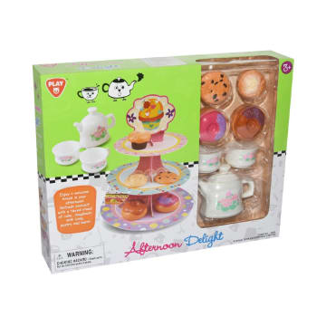 PLAYGO AFTERNOON DELIGHT FOOD TRAY_2