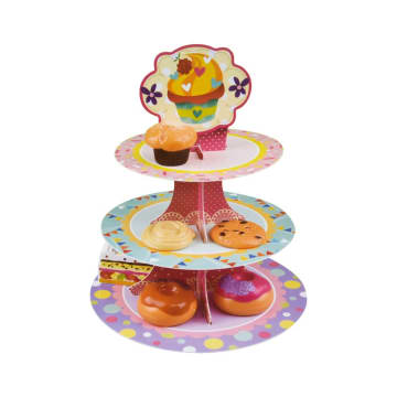 PLAYGO AFTERNOON DELIGHT FOOD TRAY_1